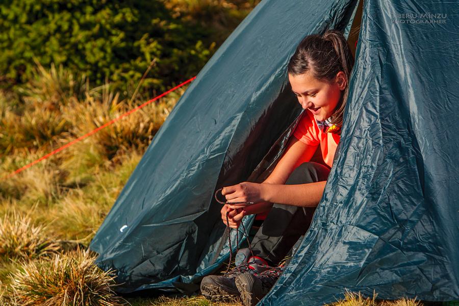 Despre Oxygen Camp / Laura Grigore