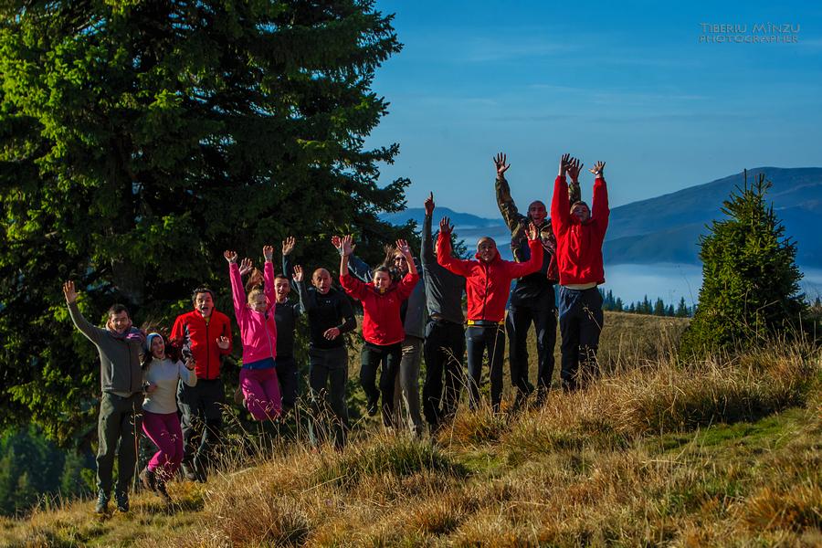 Oxygen Camp @ Muntele Rosu, 11-13 Octombrie '13 cu Paul Dicu & Andrei Rosu