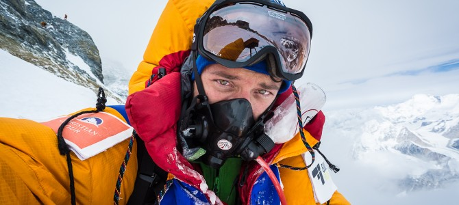 Creasta in Fagaras cu Adi Fako (expeditia Everest Romania), 8-10 August 2014