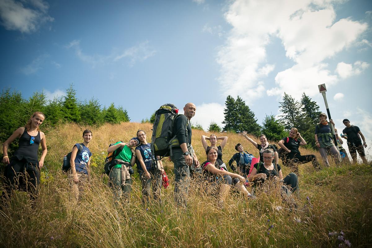 Un weekend cu echipa Teach For Romania @ Ciucaș, 16-17 August 2014